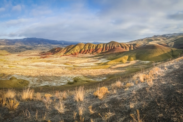 The Painted Hills, John Day Fossil Beds Monument | The Perfect Long Weekend in Central Oregon
