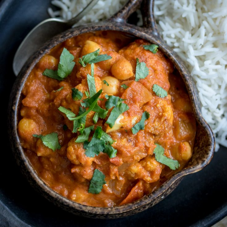 Chickpea Tikka Masala Vegan The Wanderlust Kitchen
