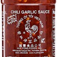 Huy Fong Chili Garlic Sauce, 8 oz