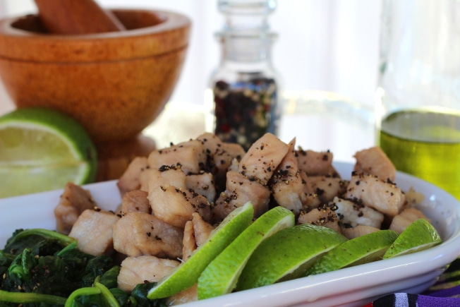 This delicious 15-Minute Vietnamese Pepper Pork recipe blends white and brown sugar with peppercorns for a slightly sweet and peppery pork dish that is a savory delight!