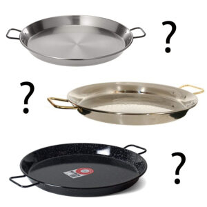 How to choose the best paella pan for you