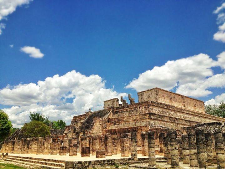 Seeing Mayan Ruins: Chichen Itza, Riveria Maya, Mexico